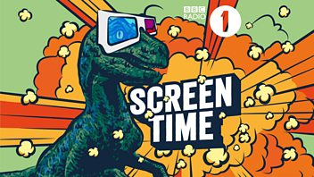 Programme image from Radio 1's Screen Time: Rosamund Pike Interview Special: Radioactive