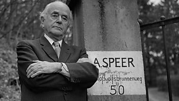 Programme image from The History Hour: Albert Speer - Hitler's Architect
