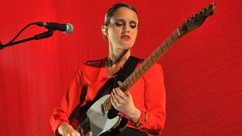 Programme image from Woman's Hour: Singer-songwriter Anna Calvi, Author Eva Meijer, French feminism, Why do we want to get rid of our cellulite?