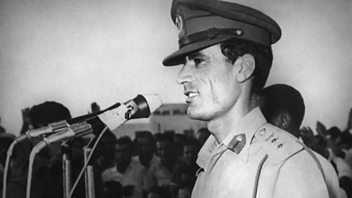 Programme image from The History Hour: Living under Gaddafi