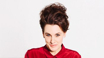 Programme image from A Good Read: Grace Dent and Sian Harries