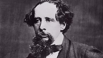 Programme image from Charles Dickens: The Steam Excursion