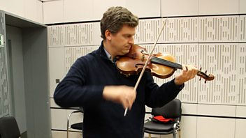 Programme image from In Tune Highlights: Spine-tingling Bach from violinist James Ehnes