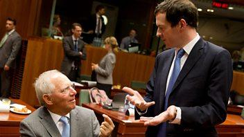 Programme image from Inside Europe: Ten Years of Turmoil: Going for Broke