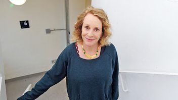 Programme image from A Good Read: Sue Limb and Philippa Gregory