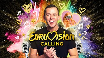Programme image from Eurovision Calling: Ep1 - Mollie King, Rehearsals and... Chips
