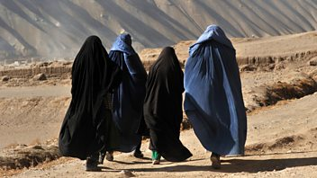 Programme image from Woman's Hour: Afghan Women and the Peace Negotiations