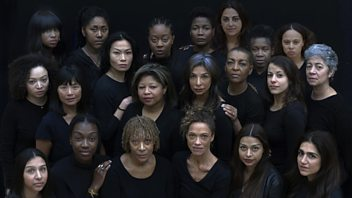 Programme image from Woman's Hour: The first all-women-of-colour cast and crew production of Richard II