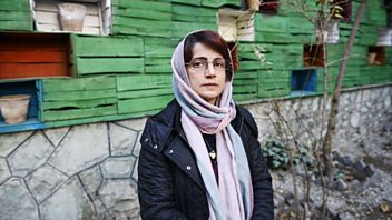 Programme image from Woman's Hour: The jailed Iranian lawyer Nasrin Sotoudeh, Early onset dementia & Cleaning Tips