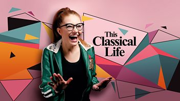Programme image from This Classical Life: Jess Gillam with... Kaapo Ijas
