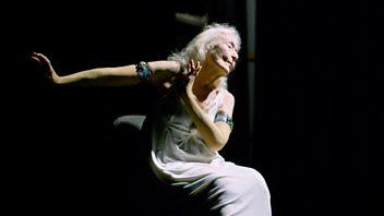 Programme image from Art of Living: Breath is Life: Eileen Kramer