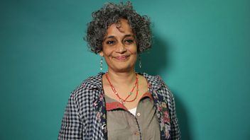 Programme image from Woman's Hour: Arundhati Roy, Returning to work, Treatment after smears