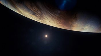 Programme image from The Planets: The Godfather: Jupiter