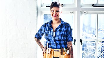 Programme image from Woman's Hour: Food writer Jack Monroe