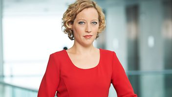 Programme image from A Good Read: Cathy Newman and Jeffery Deaver