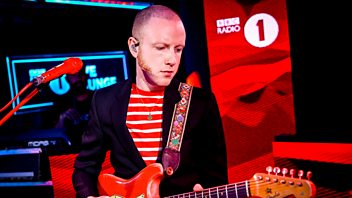 Programme image from Radio 1's Live Lounge: Two Door Cinema Club in the Live Lounge