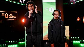 Programme image from Radio 1's Live Lounge: AJ Tracey and Jorja Smith in the Live Lounge