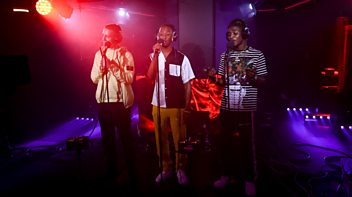 Programme image from Radio 1's Live Lounge: Young T and Bugsey (ft. Aitch) in the 1Xtra Live Lounge