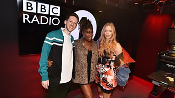 Programme image from Radio 1's Live Lounge: Sigala and Becky Hill in the Live Lounge