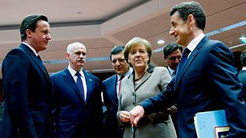 Programme image from Inside Europe: Ten Years of Turmoil: Episode 1: We Quit