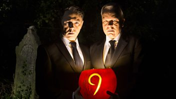 Programme image from Inside No. 9: Live: Dead Line