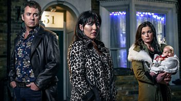 Programme image from EastEnders: 25/12/2018