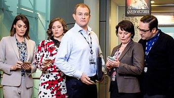 Programme image from W1A: Episode 1