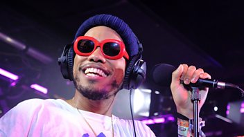 Programme image from Radio 1's Live Lounge: Anderson .Paak