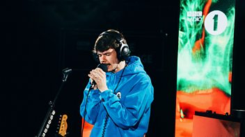 Programme image from Radio 1's Live Lounge: Rex Orange County