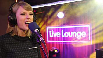 Programme image from The Live Lounge Show: With Taylor Swift