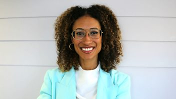 Programme image from Woman's Hour: Elaine Welteroth, Endometriosis, 150 Years at Uni