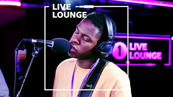 Programme image from Radio 1's Live Lounge: Daniel Caesar performs in the 1Xtra Live Lounge