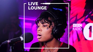 Programme image from Radio 1's Live Lounge: Summer Walker performs in the 1Xtra Live Lounge