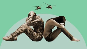 Programme image from Woman's Hour: Partners of veterans with PTSD, Kids and climate change, Regina King