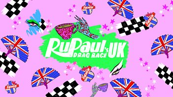 Programme image from RuPaul's Drag Race UK: The Podcast: You're A Winner, Baby! feat. The Vivienne