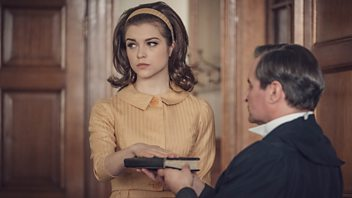 Programme image from The Trial of Christine Keeler: Episode 5