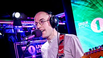 Programme image from Radio 1's Live Lounge: Bombay Bicycle Club