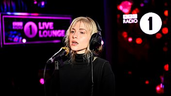 Programme image from Radio 1's Live Lounge: Hayley Williams