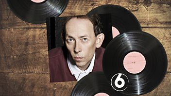 Programme image from 6 Music Recommends: with Steve Lamacq