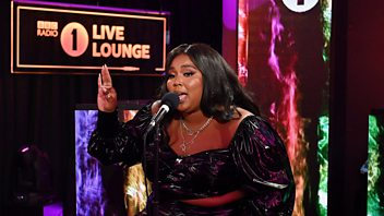 Programme image from Radio 1's Live Lounge: Lizzo