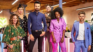 Programme image from You Are What You Wear: Episode 1