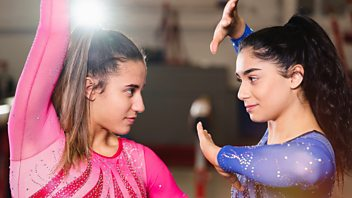 Programme image from Gym Stars: Holding on to a Dream