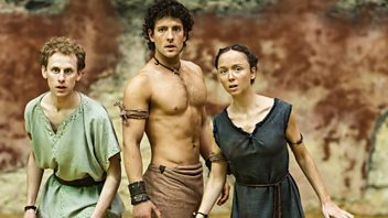 Programme image from Atlantis: Episode 3: A Boy of No Consequence