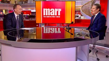 Programme image from The Andrew Marr Show: 05/04/2020