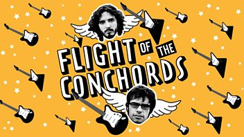Programme image from Flight of the Conchords: Neil Finn Saves the Day!