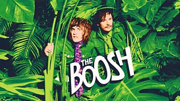 Programme image from The Boosh: Jazz
