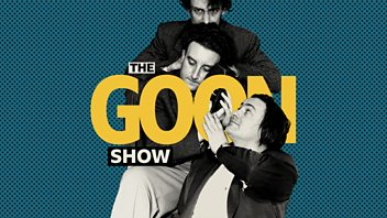 Programme image from The Goon Show: The Battle of Spion Kop