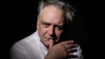 Programme image from Horizon: What's the Matter with Tony Slattery?