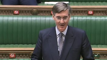 Programme image from House of Commons: Commons Business Statement