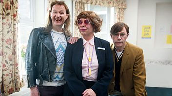 Programme image from On the Town with the League of Gentlemen: The Wedding